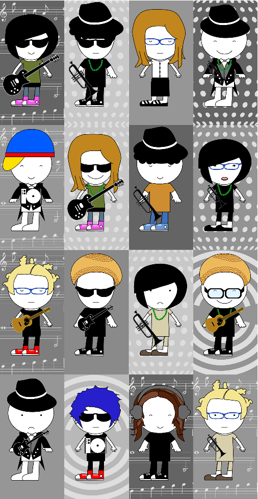 Musical Avatars